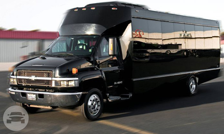 40 Passenger Party Bus Party Limo Bus / Orlando, FL   / Hourly $0.00