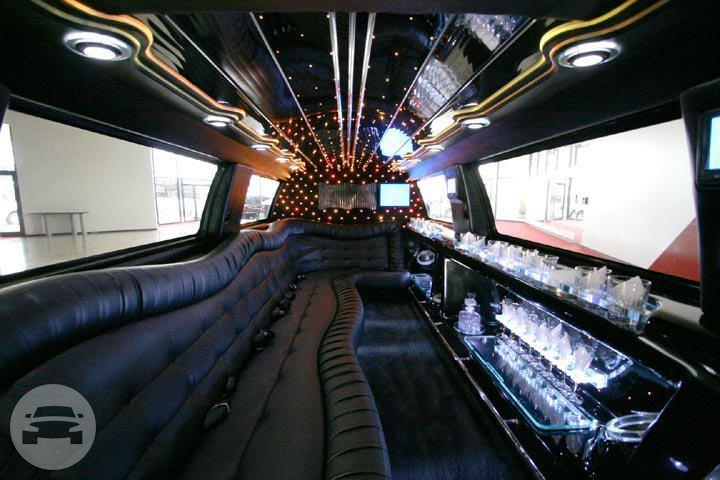 14 PASSENGER SUV LIMO (BLACK) Limo  / Houston, TX   / Hourly $125.00