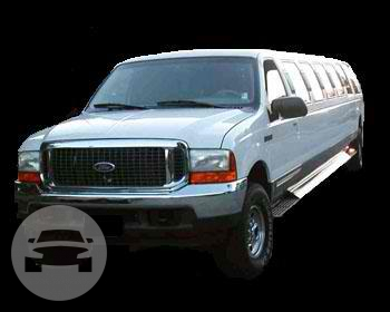Ford Excursion Limousine Limo  / Kansas City, MO   / Hourly $0.00