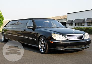 6 Passenger S55 Mercedes Benz | LeGrande Affaire: online