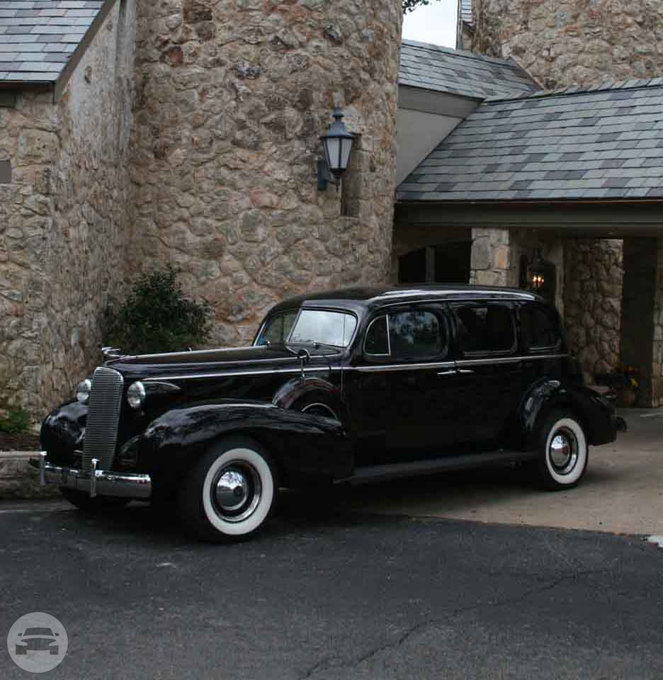 1937 Cadillac Formal Limousine Series 75