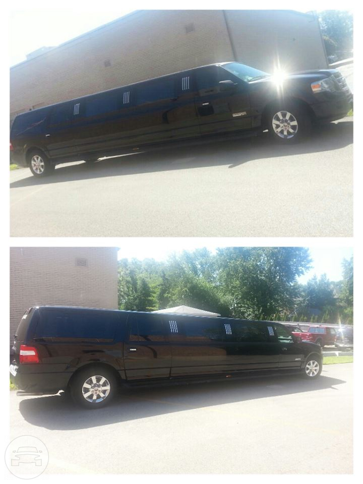 Black Excursion Limousine Limo / Palatine, IL   / Hourly $0.00