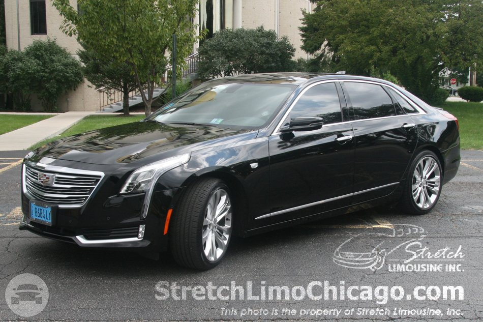 Cadillac CT6 Sedan  / Chicago, IL   / Hourly (Other services) $73.00
