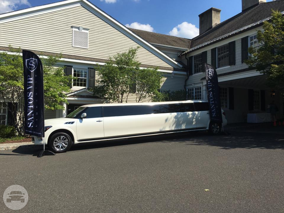 Infiniti QX-80 Stretch Limousine Limo  / New York, NY   / Hourly (Other services) $150.00