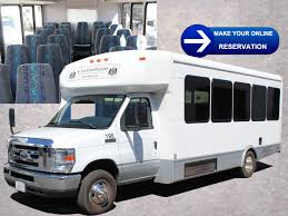 Ford Starcraft White Shuttle Coach Bus  / San Francisco, CA   / Hourly $0.00