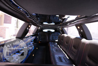 10-14 Passenger White Lincoln Limousine Limo / Palo Alto, CA   / Hourly $0.00