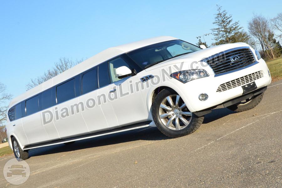 2013 Infinity Qx56 Suv Limo Diamond Limousine Online