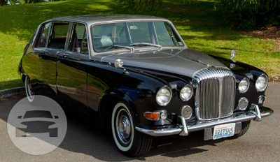 1969 Daimler/Jaguar Limousine Sedan  / Seattle, WA   / Hourly $150.00