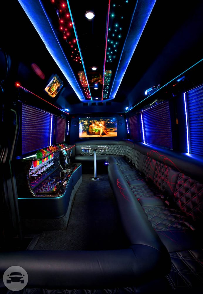 Mercedes Sprinter Limo 12 Passenger Van  / Stamford, CT   / Hourly $0.00