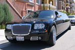 8-12 Passenger Black Chrysler 300 Limousines Limo  / Cupertino, CA   / Hourly $0.00
