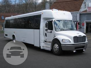 35-Passenger Bus Coach Bus  / Cupertino, CA   / Hourly $0.00