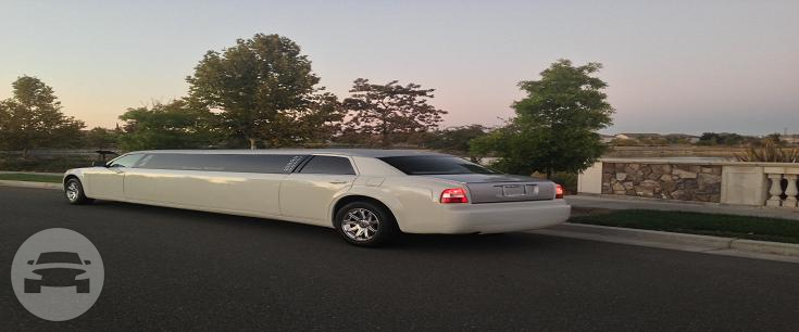 Rolls Royce Stretch Limo / Sacramento, CA   / Hourly $0.00