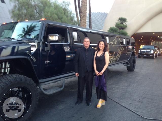 MONSTER H2 Hummer Limo Las Vegas | Presidential Limousine Las Vegas