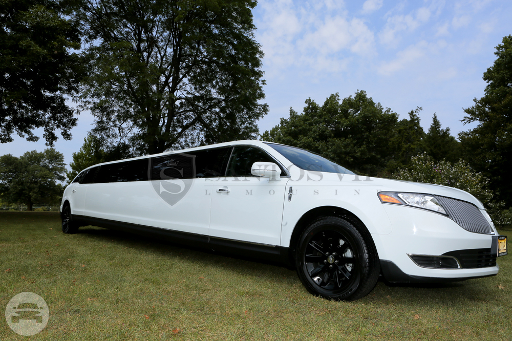 Lincoln MKT Mega Stretch Limousine Limo / Jersey City, NJ   / Hourly (Other services) $100.00