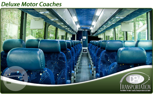 Deluxe Motor Coaches Coach Bus  / Boston, MA   / Hourly $0.00