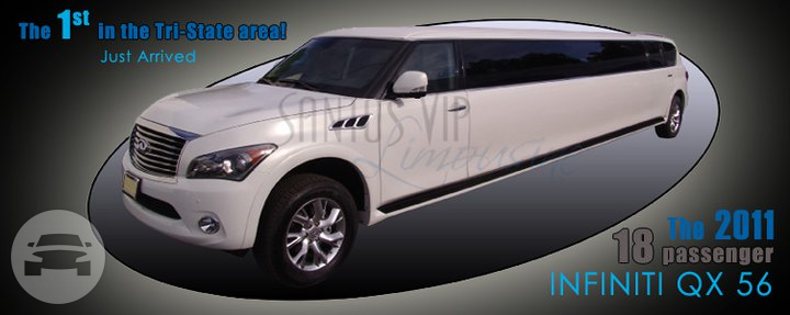 Infiniti QX-80 Stretch Limousine Limo  / Newark, NJ   / Hourly (Other services) $150.00