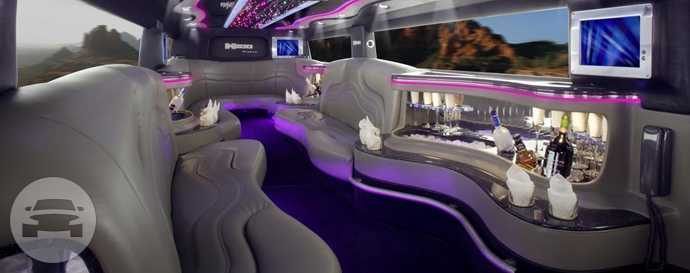 H2 Hummer Stretch Limousine Limo  / Rocklin, CA   / Hourly $0.00