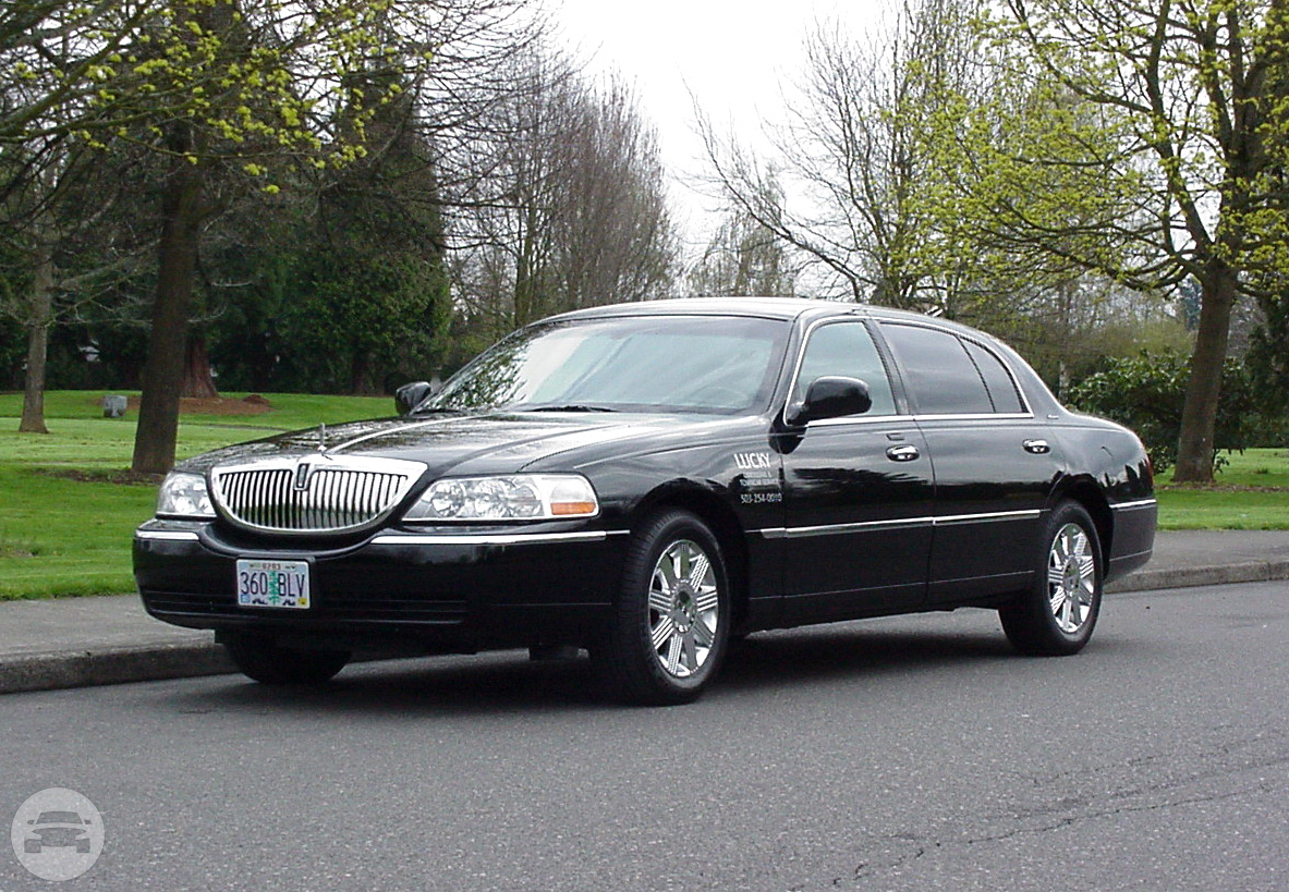Lincoln Town Car L Series Sedan Portland Or Hourly 74 80