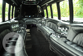 Black Ford Luxury Limo Bus Party Limo Bus  / Bensalem, PA 19020   / Hourly $0.00