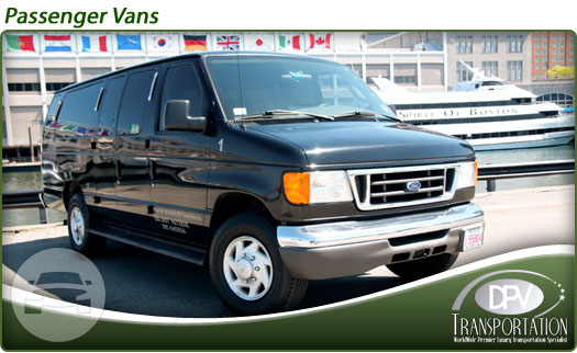 Passenger Van Van  / Boston, MA   / Hourly $0.00