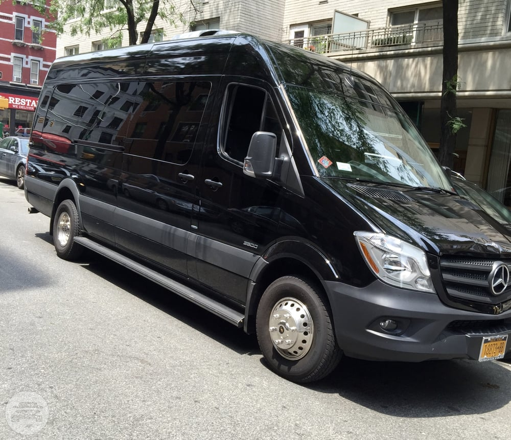 Mercedes Sprinter Van Van  / Valley Stream, NY   / Hourly $0.00