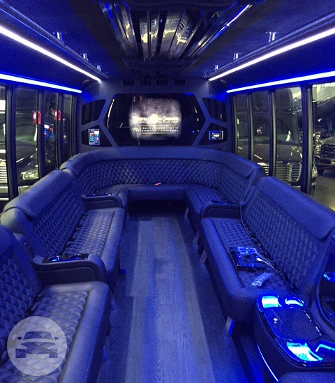 2016 Luxury Limousine Bus 26 Passenger (Coming Real Soon... ) Coach Bus  / New Orleans, LA   / Hourly $0.00