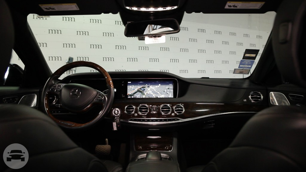 MERCEDES S550 Sedan  / Chicago, IL   / Hourly $0.00