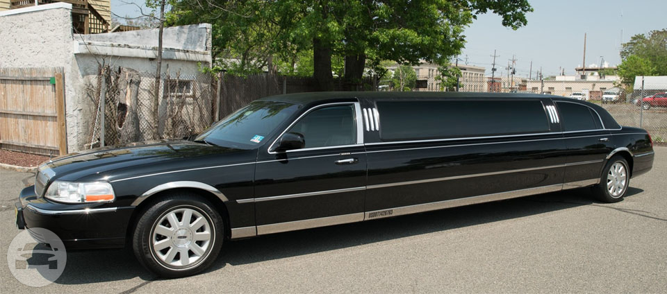 8-10 Passenger Lincoln Stretch Black Limo Limo  / Jersey City, NJ   / Hourly $0.00
