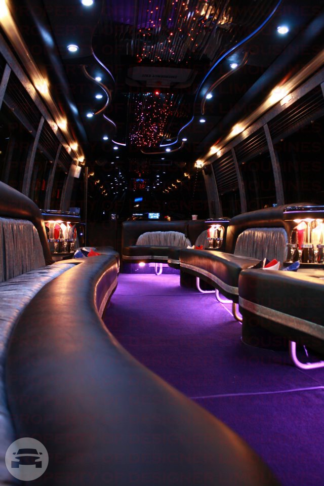 Party Bus Party Limo Bus / Springfield Township, NJ   / Hourly $0.00