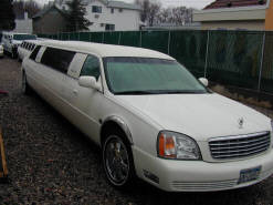 10 & 14 Passenger Cadillac Devilles Limo / Countryside, IL 60525   / Hourly $0.00