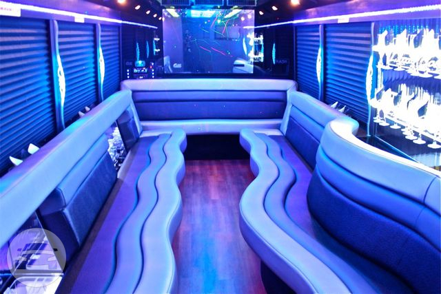 Monarch - Party Bus Party Limo Bus / Cleveland, OH   / Hourly $0.00