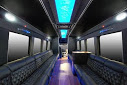 24 Passenger Bus Party Limo Bus  / Chicago, IL   / Hourly $0.00