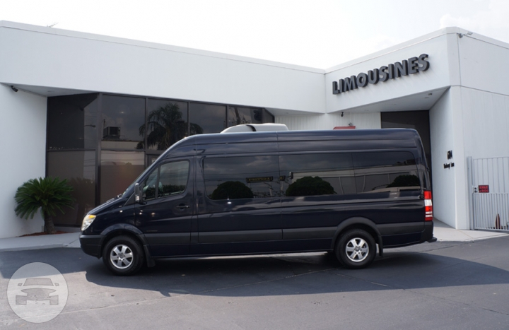 10 PASSENGER SPRINTER LIMO VAN Van / Sugar Land, TX   / Hourly $80.00