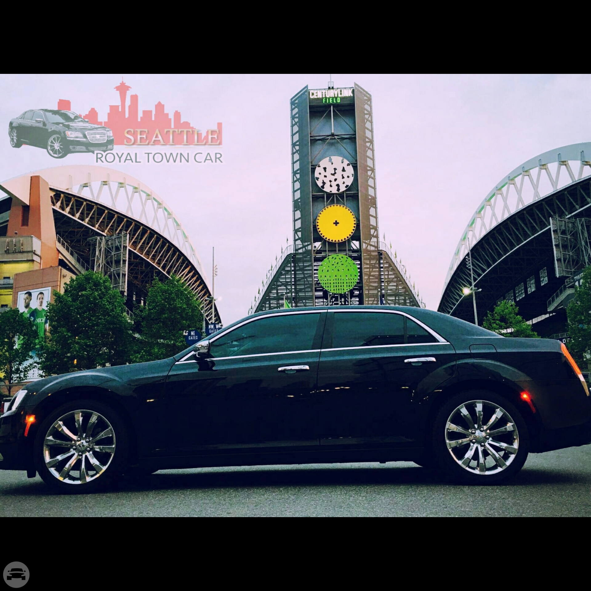 Seattle Royal Town Car: Online Reservation