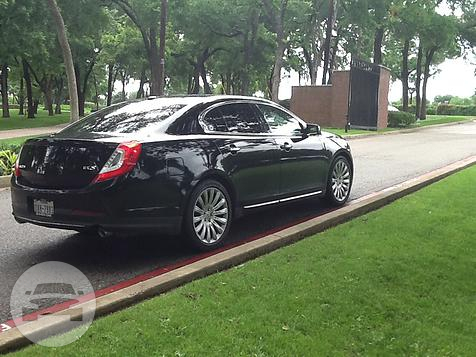 Lincoln MKS Sedan  / Irving, TX   / Hourly $54.00  / Airport Transfer $64.00
