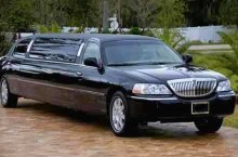 10 Passenger Lincoln Stretch Limousine Limo  / Hialeah, FL   / Hourly $0.00