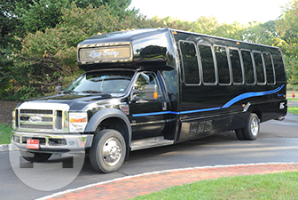 Black Ford Luxury Limo Bus Party Limo Bus  / Philadelphia, PA   / Hourly $0.00