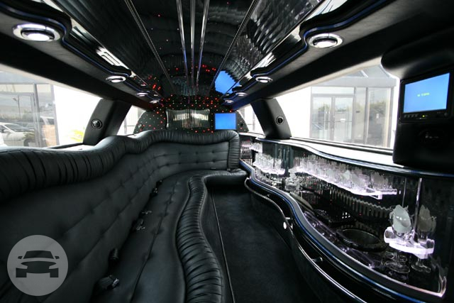 Lincoln Ultra Limousine (White) Limo  / Houston, TX   / Hourly $80.00