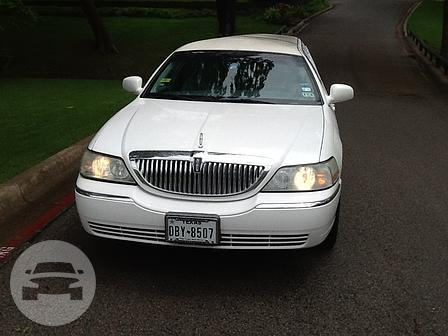 Lincoln Town Car Wedding Limo Limo  / Fort Worth, TX   / Hourly $90.00  / Airport Transfer $146.00