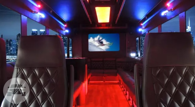 2016 Luxury Limo Bus 28-32 Passenger Party Limo Bus / New Orleans, LA   / Hourly $0.00