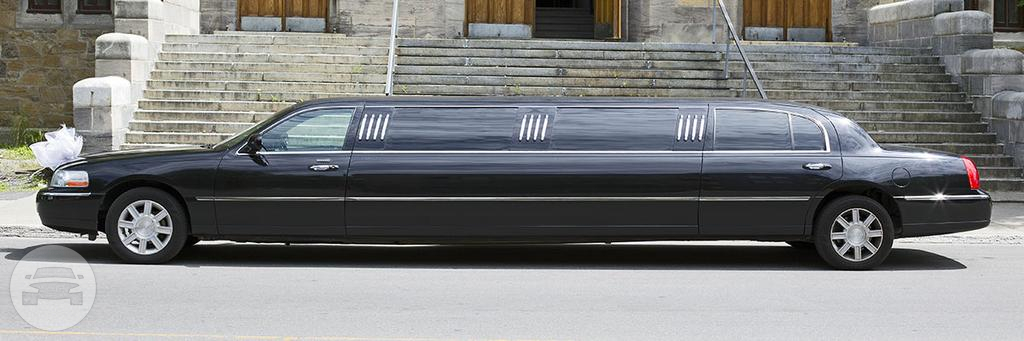 10 passenger Lincoln Towncar Limo  / San Francisco, CA   / Hourly $85.00