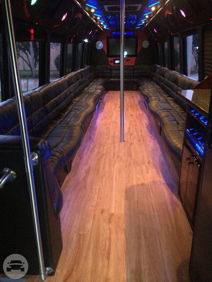 Party Bus Party Limo Bus / Union, NJ   / Hourly $0.00